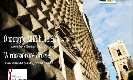 raccontare storie della Napoli esoterica