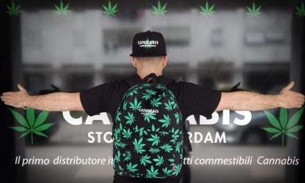 Il Cannabis Store Amsterdam di Napoli: storia di un successo annunciato