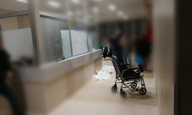Ospedale G. Moscati di Aversa: la disavventura di un cittadino aversano