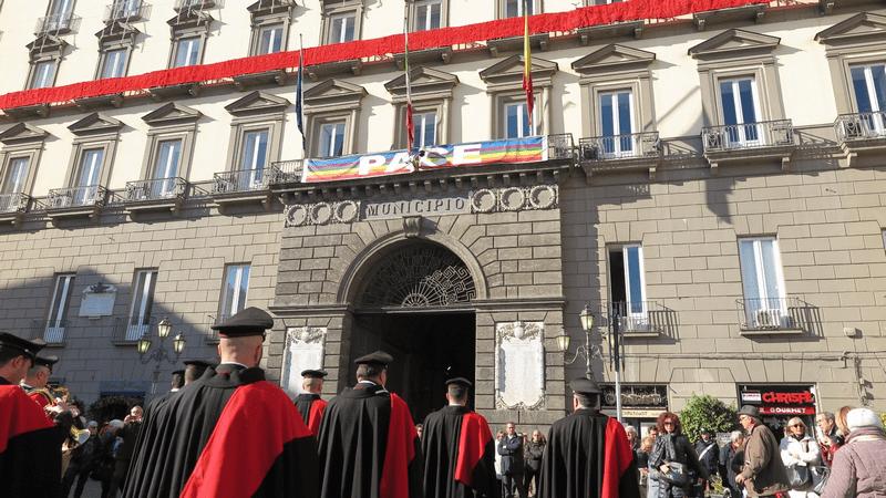 """Continua """"Palazzo San Giacomo a porte aperte"""""""