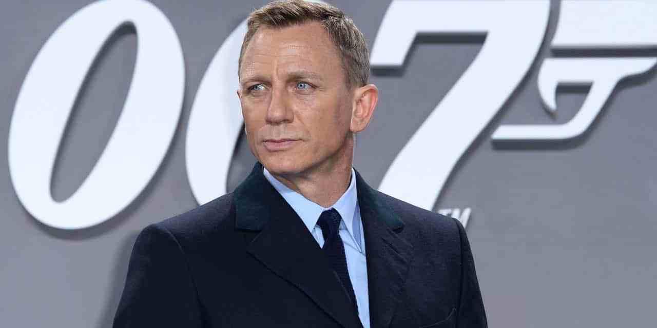 Ritorna James Bond con l'attore Daniel Craig