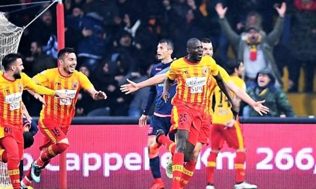 Il Benevento vince e spera ancora nella salvezza