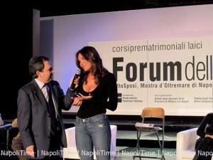 Nicole Minetti ai Forum della Famiglia