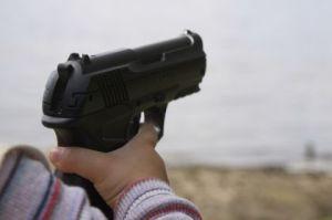bambino pistola