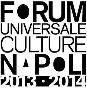 forum unniversale delle culture - logo