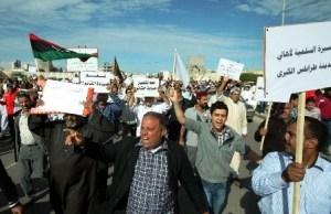 scontri Tripoli