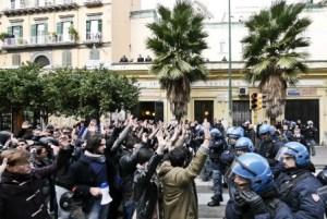 protesta studenti orlando