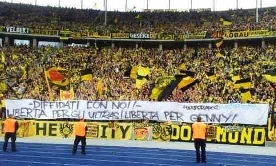 Borussia ultras