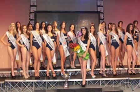 miss napoli 2014