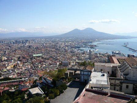 Napoli veduta