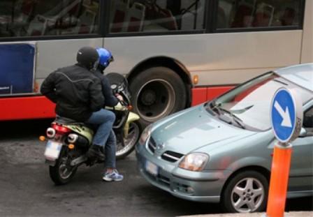 rapina moto