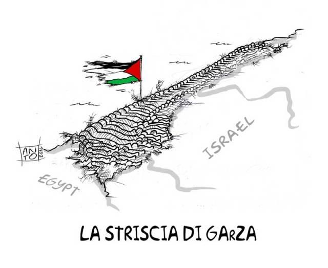 La-Striscia-di-GArZA