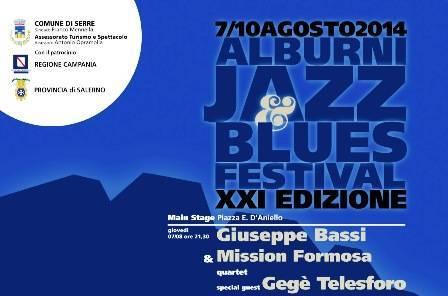 Alburni Jazz locandina