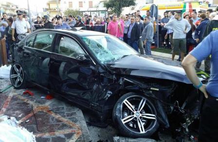 incidenta auto ansa
