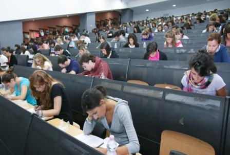 test universita