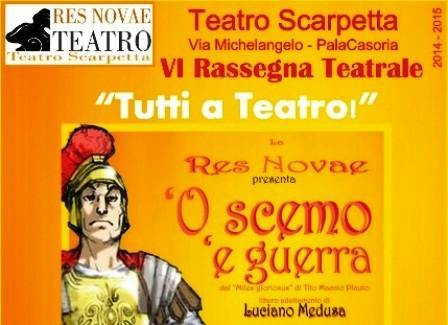 teatro scarpetta