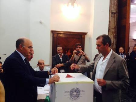 voto demagistris
