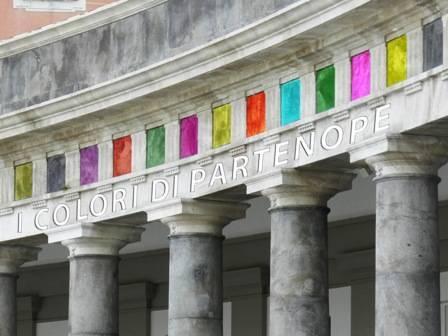 I colori di Partenope