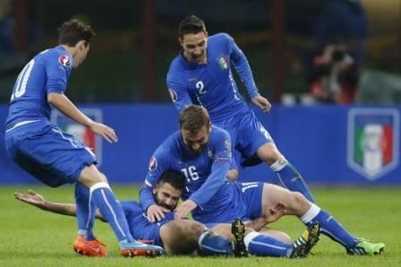 Italia Croazia