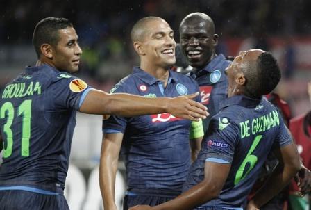 Napoli-Young Boys