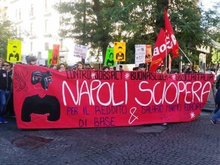 NapoliSciopera