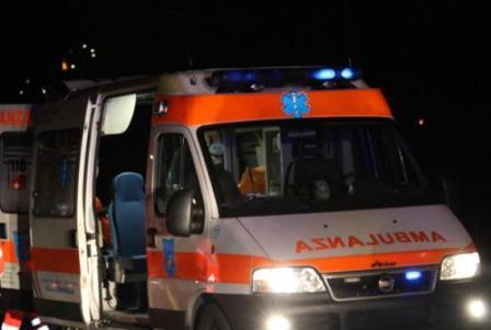 ambulanza investimento