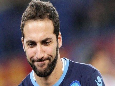 Lazio-Napoli-Higuain