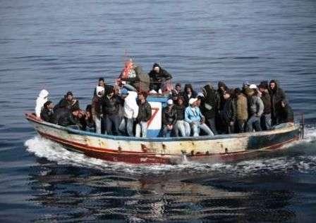 barcone profughi