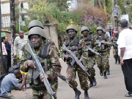 militari Kenya
