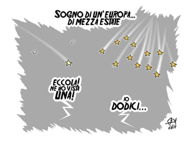 DESIDERIO D'EUROPA