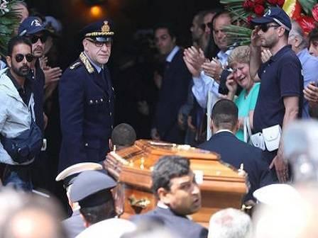 funerali Bruner