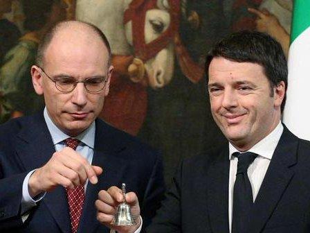 Enrico Letta_Matteo Renzi