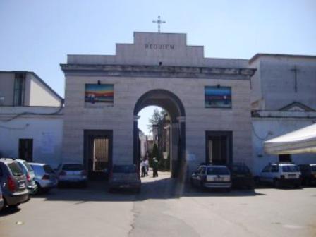 cimitero Giugliano