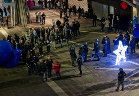 scontri Napoli Legia Varsavia