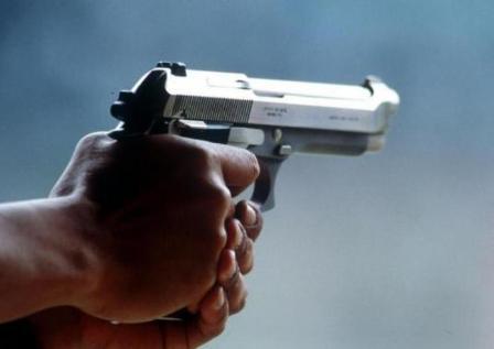 pistola omicidio