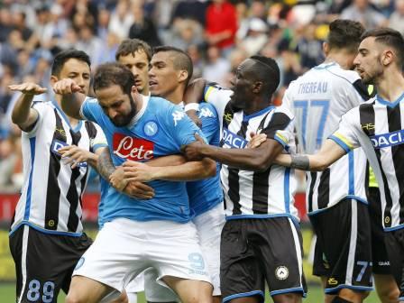 Higuain_Udinese Napoli