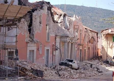 terremoto lAquila