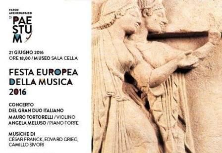 Paestum musica