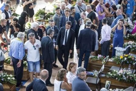 funerali amatrice