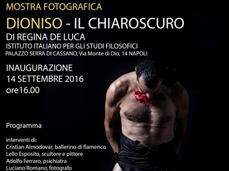 mostra dioniso
