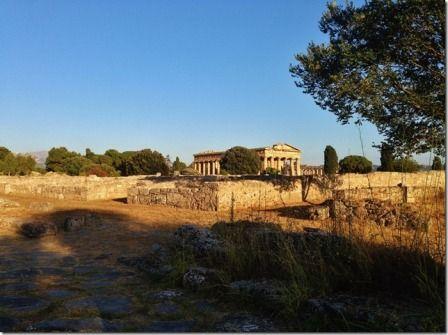 sentiero Paestum