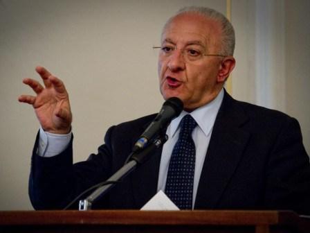 Istigazione al voto di scambio, indagato Vincenzo De Luca