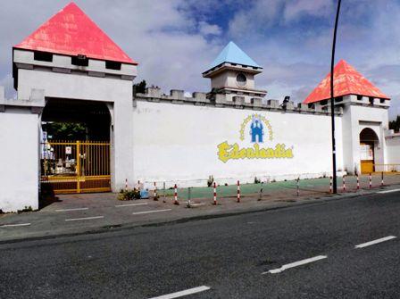 Edenlandia, Natale a rischio: la municipale sequestra il Villaggio di Babbo Natale