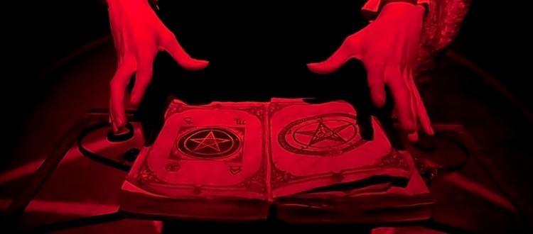 Satana orgia