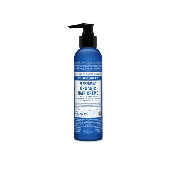 Organic Hair Crème – Peppermint
