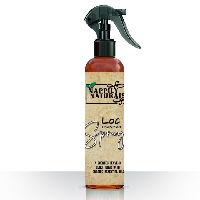 Nappily Naturals Daily Refresher Spray 8 oz