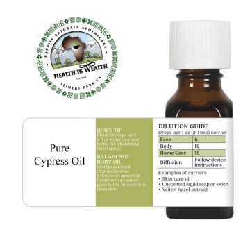 Cypress Essential Oils