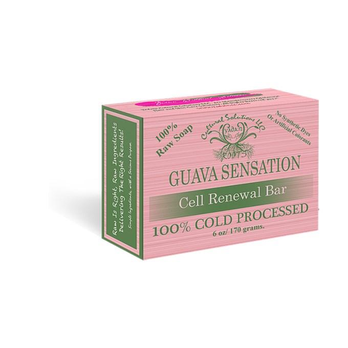 Guava Sensation Raw Soap