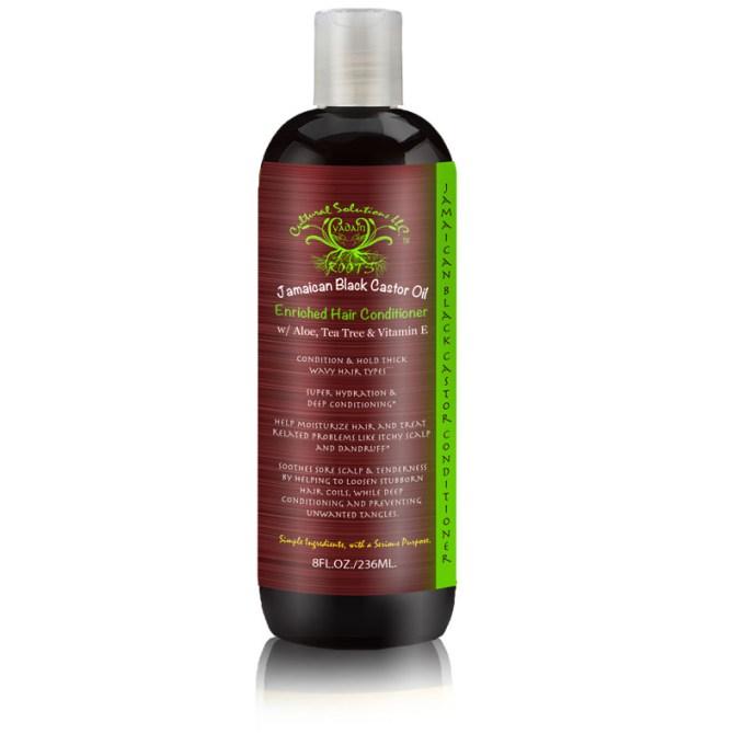 Jamaican Black Castor Oil Hair Conditioner