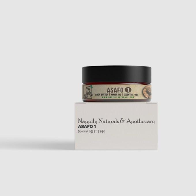 Asafo 1 – Whipped Shea Body Butter